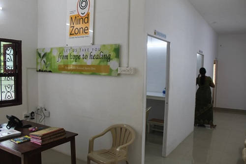 Mind Zone Reception Center
