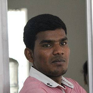Mr. Manikandan, Ward boy and Driver at Mind Zone