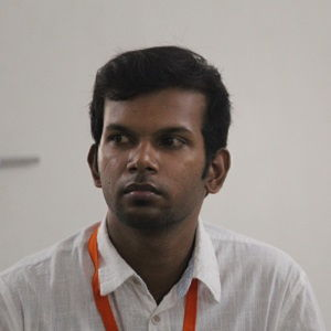 Mr. Saravanan, PRO at Mind Zone