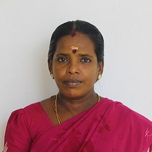 Mrs Shanthi, Housekeeping at Mind Zone