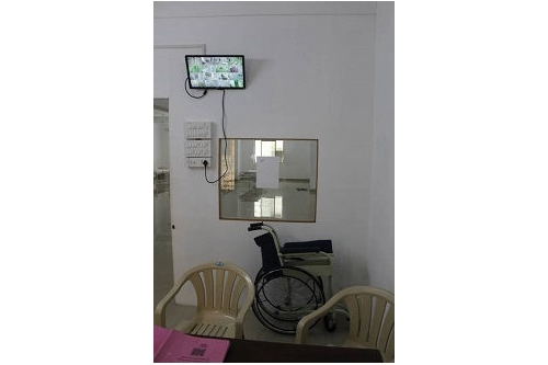 Mind Zone CCTV Facility
