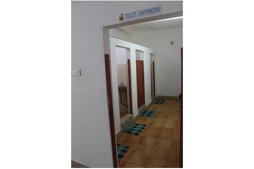 Mind Zone Bathroom Facilities